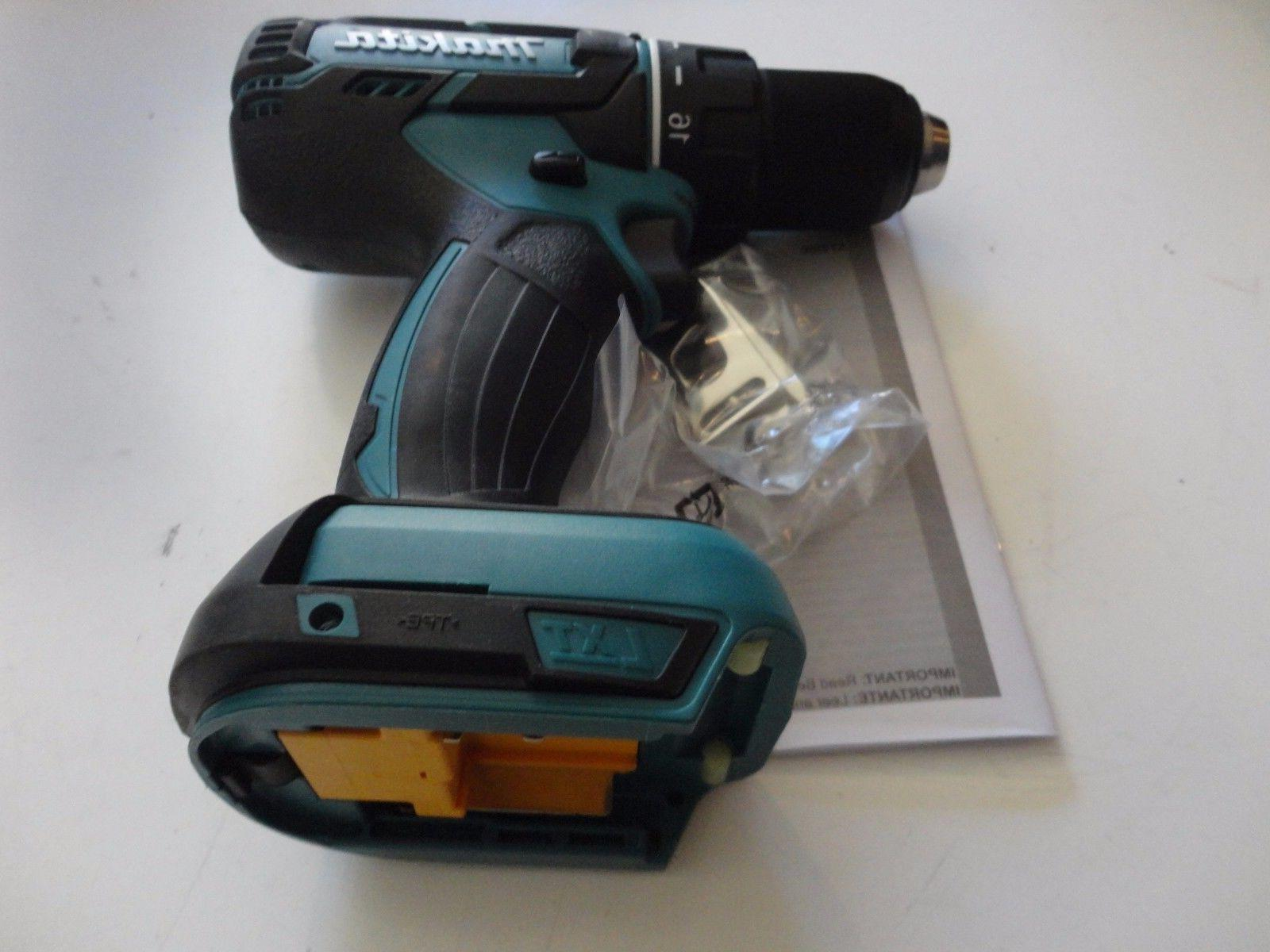 """MAKITA Volt Lithium Ion Brushless 1/2"""" Driver New XFD06"""