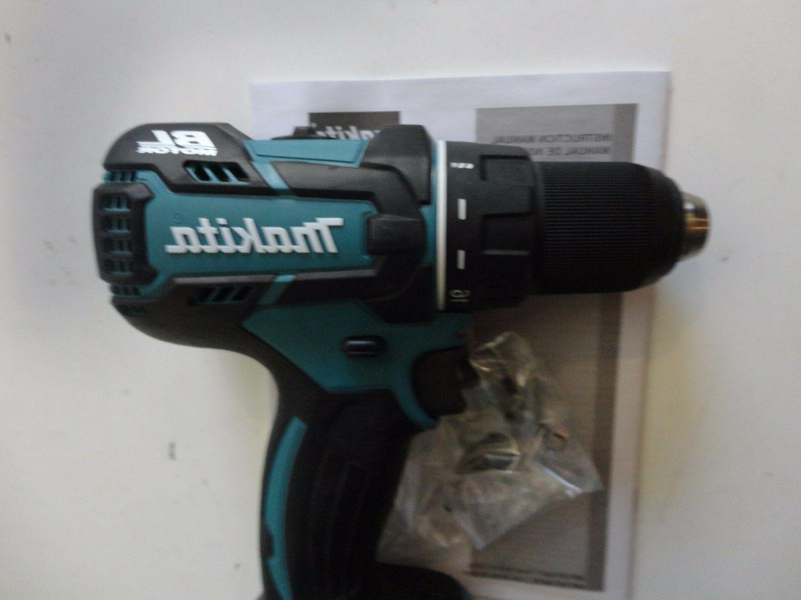 "MAKITA Volt Lithium 1/2"" Drill XFD06"