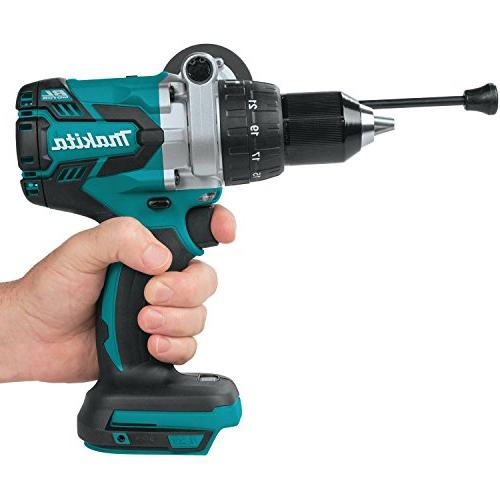 Makita Lithium-Ion Hammer Driver-Drill,