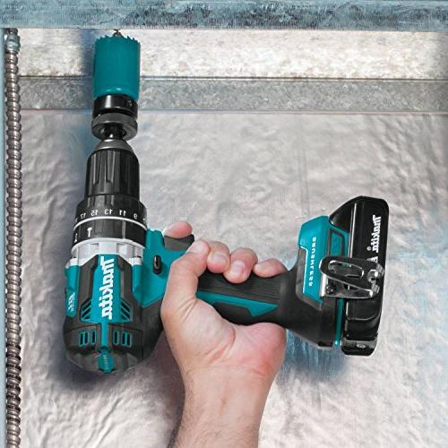 "Makita XPH12R Lithium-Ion 1/2"" Driver-Drill ,"