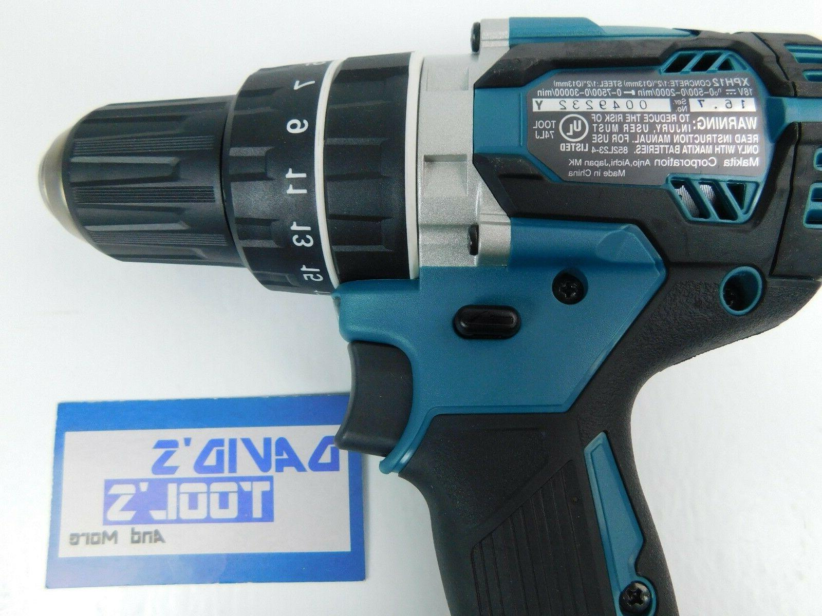 New 18V LXT Lithium-Ion Brushless Cordless Drill
