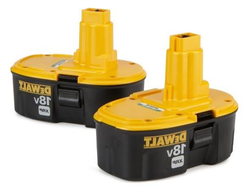 18V Tool Battery Pack