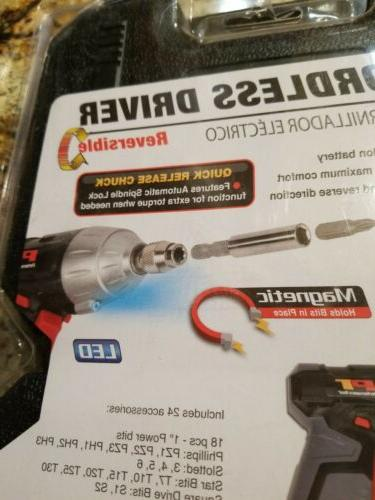 "YOU GET Tools W50033 1/4"" Drivers"