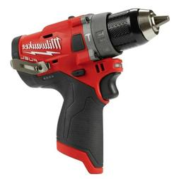 """Milwaukee M12 Fuel 1/2"""" Drill Driver Tool Only 2504-20"""