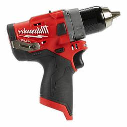 "Milwaukee M12 FUEL 12V 1/2"" Cordless Drill Driver - 250320"