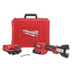 M18 Cordless Cable Cutter Kit, 18V MILWAUKEE 2672-21