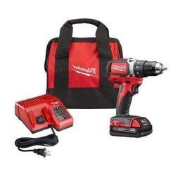 Milwaukee M18 Drill Driver Kit 2701-21P New