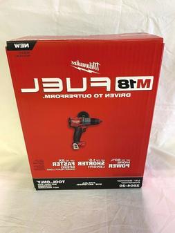 """Milwaukee M18 FUEL 2804-20 18V 1/2"""" Brushless Hammer Drill M"""