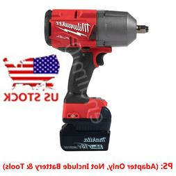 Makita 18V BL18XX Li-ion Battery to Milwaukee M18 Cordless D