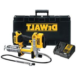 DEWALT 20V MAX CORDLESS GREASE GUN KIT