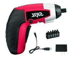 Skil 2354-07 4V Max Cordless Lithium-Ion Palm-Sized Screwdri
