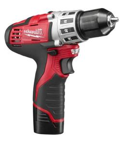 Milwaukee 12V Lithium 2 piece Combo Kit