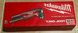 NEW MILWAUKEE 12v Li-Ion Cordless 3/8'' Right Angle Drill To