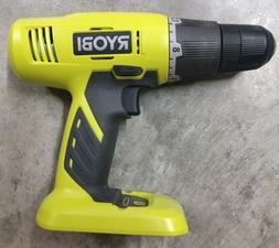 NEW RYOBI 18v Cordless Drill Driver Model# P209
