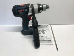"NEW Bosch 18v Cordless Hammer Drill 1/2"" Chuck HDH181X Lithi"