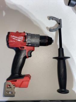 NEW Milwaukee 2804-20 M18 Fuel 18 Volt Cordless Hammer Drill