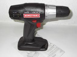 """New Craftsman C3 19.2V 3/8"""" Varible Speed Drill Driver DD201"""