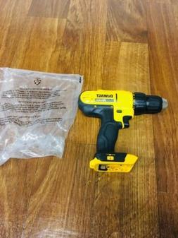 NEW Dewalt DCD771 20V MAX Cordless 1/2 inch Compact Drill Dr