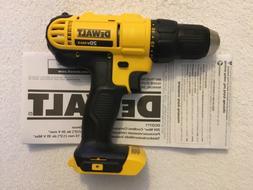 """New Dewalt DCD771B 20 Volt 20V Max 1/2"""" 2 Speed Drill Driver"""