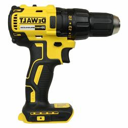 NEW Dewalt DCD777 20V MAX Cordless Li-Ion 1/2 inch Brusless