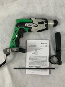 NEW Hitachi DH18DL Cordless 18V SDS Hammer Drill 18 Volt Bar