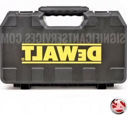 New DeWALT Hard Plastic Cordless Drill Tool Case Box DCF887