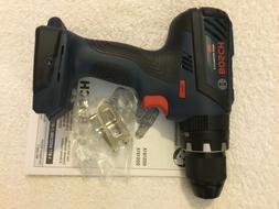 """New Bosch HDS181A 18V 18 Volt 1/2"""" Hammer Drill Driver Cordl"""