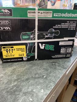 NEW Metabo HPT/Hitachi 36V Brushless Hammer Drill DV36DAQ4 C