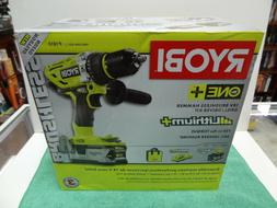NEW Ryobi P1813 18V ONE+ Cordless Brushless  Hammer Drill Ba