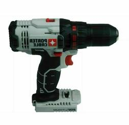 """New Porter Cable PCC601 20V 1/2"""" 2-Speed Drill/Driver  -Neve"""
