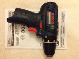 """New Bosch PS31 12V 12 Volt Max 3/8"""" Drill Driver Cordless Li"""