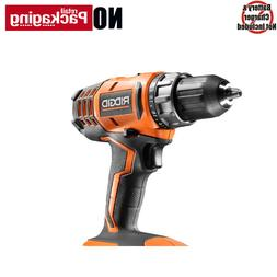 New RIDGID R860052 18V 18-Volt Lithium-Ion Cordless 1/2 in.