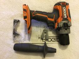 "New Ridgid R86116 18V 18 Volt 1/2"" Brushless Gen5X Hammer"