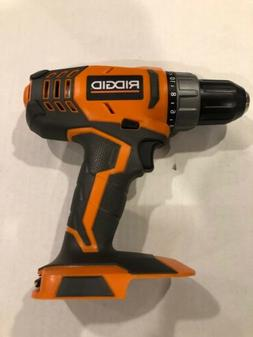 """ NEW "" RIDGID RIGID R860052 18V 18 Volt Lithium 1/2 in."