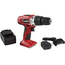 Hyper Tough 18V Ni-Cd Cordless Drill With Electric Brake And