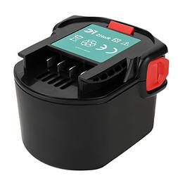 Creabest 12V 3500mAh Ni-MH Replacement Battery Compatible wi