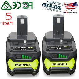 Ryobi P107 One+ 18 Volt Compact Lithium Ion 1.5 Ah Battery M
