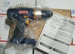 Ryobi P204 1/2 in. 2-Speed Cordless Drill / Driver 18 Volt