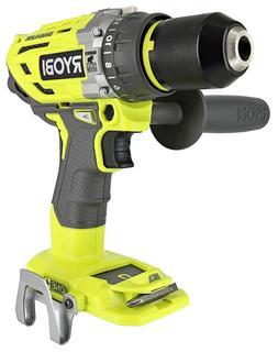 """New Ryobi P251 18V 1/2"""" Lithium Ion Brushless Hammer Drill/D"""
