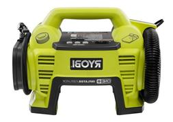Ryobi P731 18v Dual Function InflatorDeflator Cordless Air C
