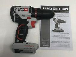 Porter Cable PCC608 20V 20 VOLT Max Lithium-Ion Brushless 1/