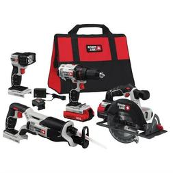 Porter-Cable PCCK614L4 20V MAX Cordless Lithium-Ion 4-Tool C