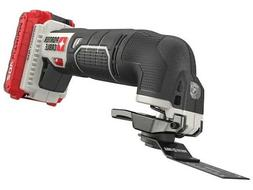 PORTER CABLE 12-Piece 20V Lithium-ion Oscillating Tool Kit B