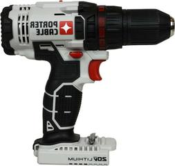 """Porter Cable 20V 1/2"""" 2-Speed Cordless Drill"""