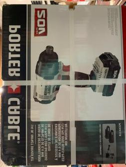 Porter Cable 20V Max Cordless ¼ IN.Hex Head Compact Impact
