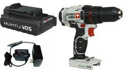 Porter Cable PCC601LAP 20V Max Lithium Ion 1/2in Drill/Drive
