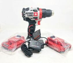 PORTER-CABLE PCC607 Brushless Cordless Drill  20-Volt Max 1/