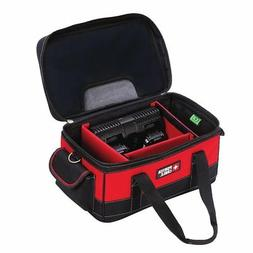Porter Cable PCCB122C2 20V MAX Dual Port Charger Bag with tw