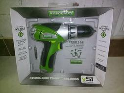 POWERSMITH/WORKSITE MAGLITHION 12V LITHIUM ION CORDLESS COMP