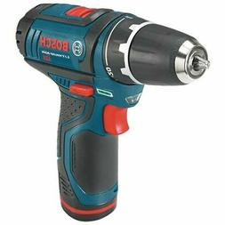 """Bosch Ps31-2A 3/8"""" 12V Lithium-Ion Cordless Drill/Driver Kit"""